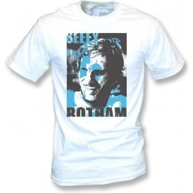 Ian Botham Collage Vintage Wash T-Shirt