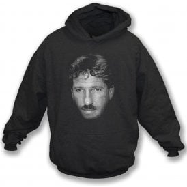 Ian Botham Large Face Hooded Sweatshirt