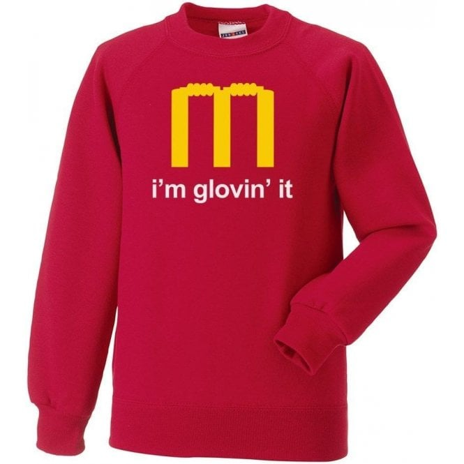 I'm Glovin' It Sweatshirt