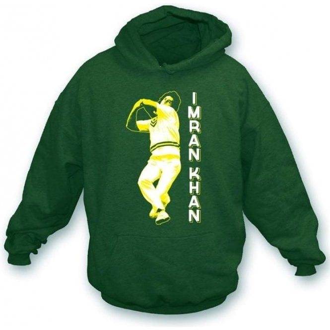 Imran Khan Legend Hooded Sweatshirt