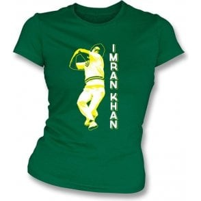 Imran Khan Legend Women's Slimfit T-shirt