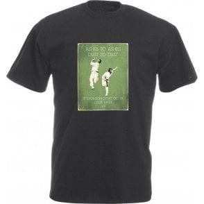 Jeff Thomson/Dennis Lillee (1974) Vintage Poster Vintage Wash T-Shirt