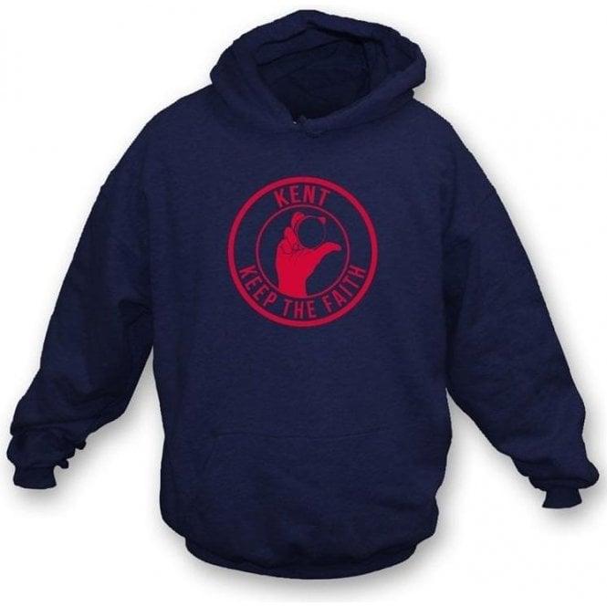 Kent Keep The Faith Hooded Sweatshirt