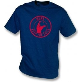 Kent Keep The Faith T-shirt