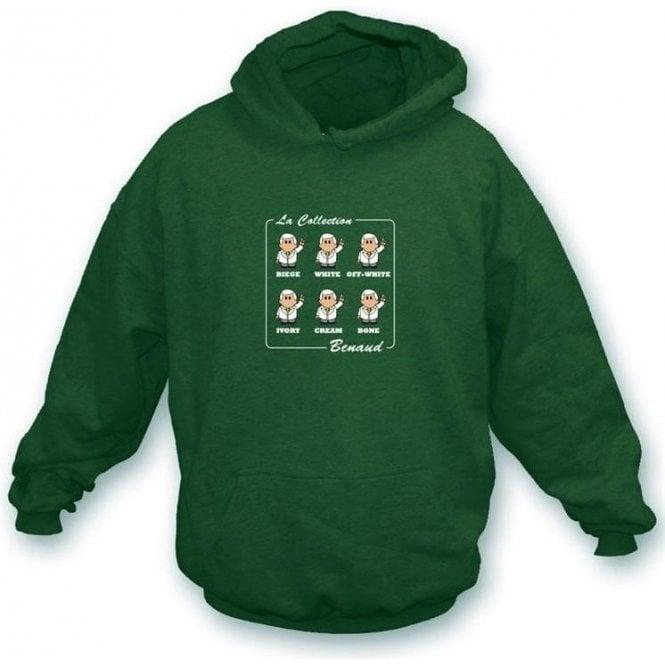 La Collection Benaud Hooded Sweatshirt