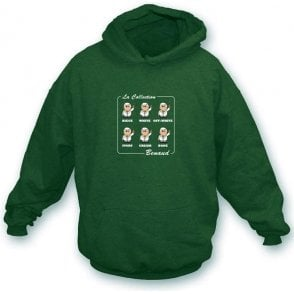 La Collection Benaud Hooded Sweatshirt