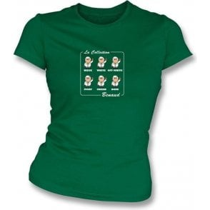La Collection Benaud Women's Slim Fit T-shirt