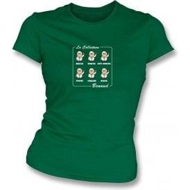 La Collection Benaud Women's Slim Fit T-shirt