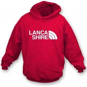 Lancashire Region Hooded Sweatshirt