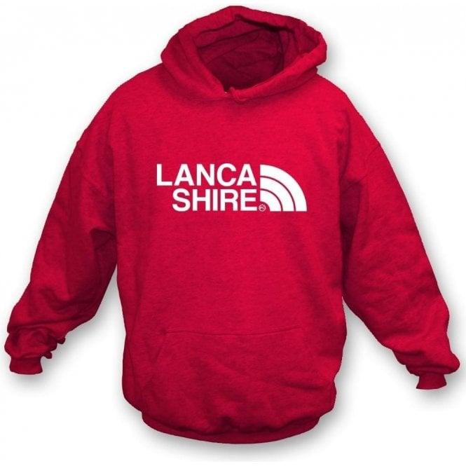 Lancashire Region Kids Hooded Sweatshirt