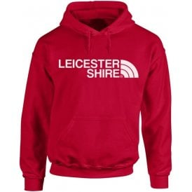Leicestershire Region Kids Hooded Sweatshirt