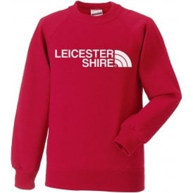 Leicestershire Region Sweatshirt