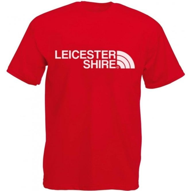 Leicestershire Region T-Shirt