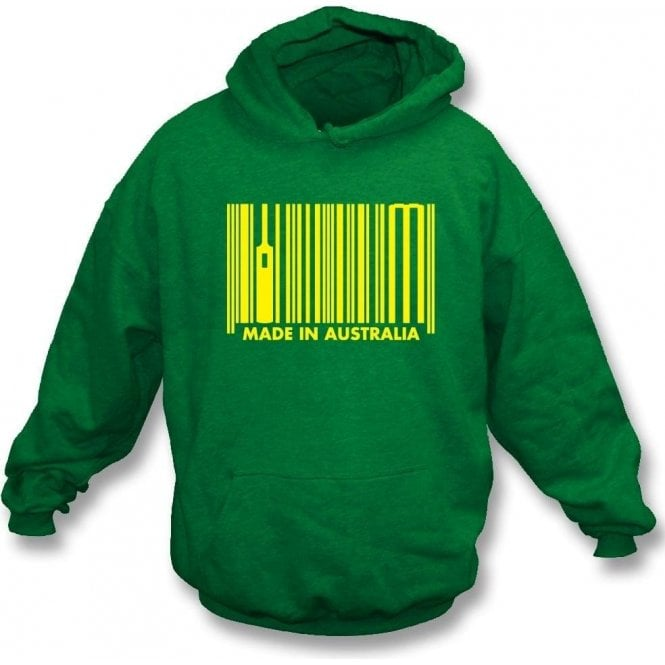 Made In Australia Hooded Sweatshirt