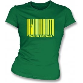 Made In Australia Womens Slim Fit T-Shirt