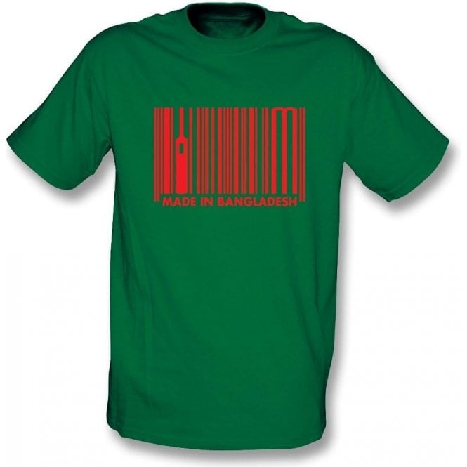 Made In Bangladesh Kids T-Shirt