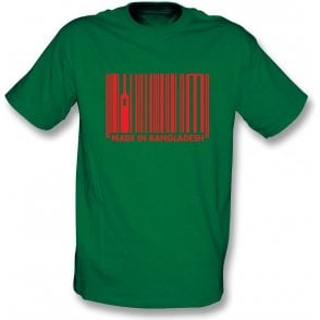 Made In Bangladesh T-Shirt