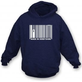 Made In Derbyshire Kids Hooded Sweatshirt