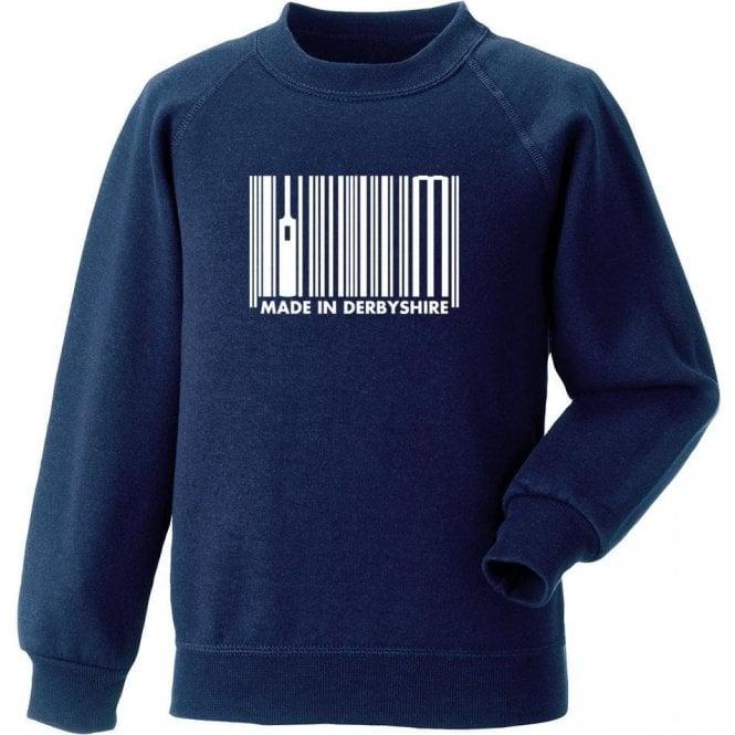 Made In Derbyshire Sweatshirt