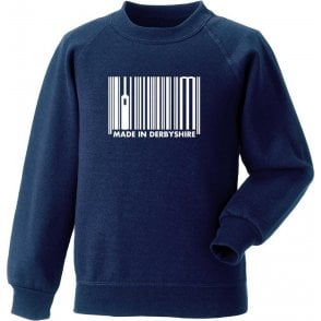 Made In Derbyshire Sweatshirt