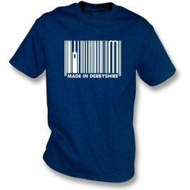 Made In Derbyshire T-Shirt