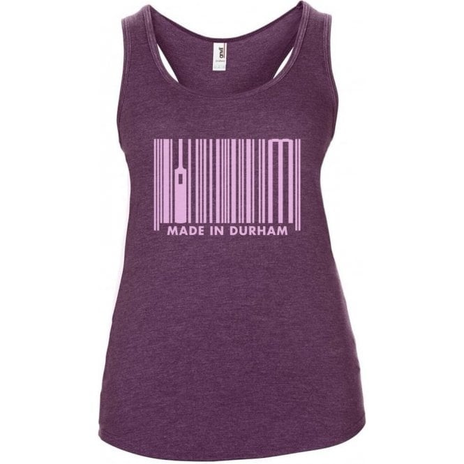 Made In Durham Women's Tank Top