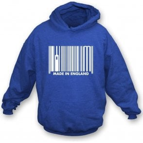 Made In England Kids Hooded Sweatshirt