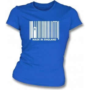 Made In England Womens Slim Fit T-Shirt