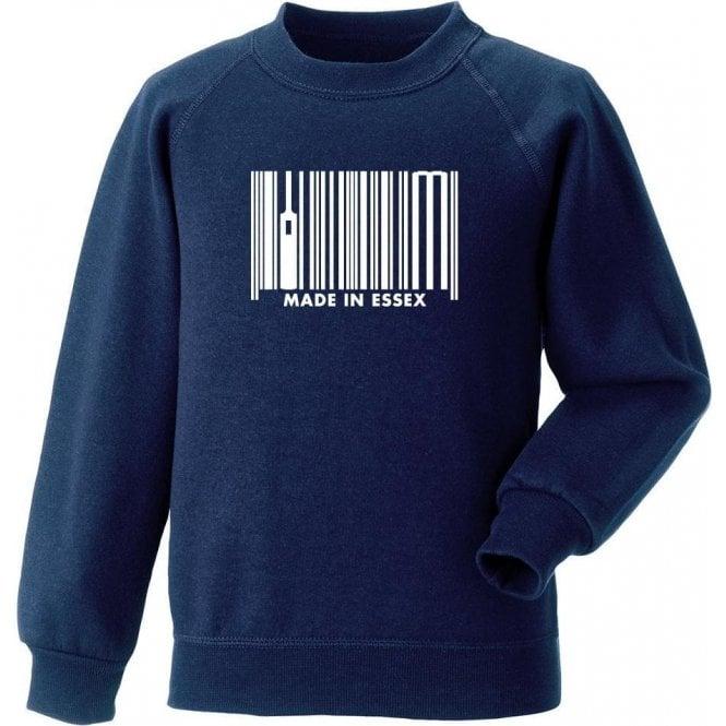 Made In Essex Sweatshirt