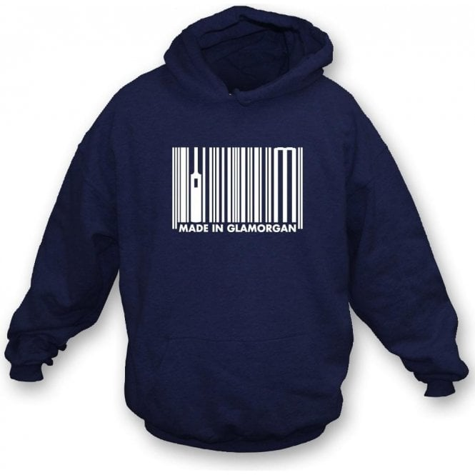 Made In Glamorgan Kids Hooded Sweatshirt