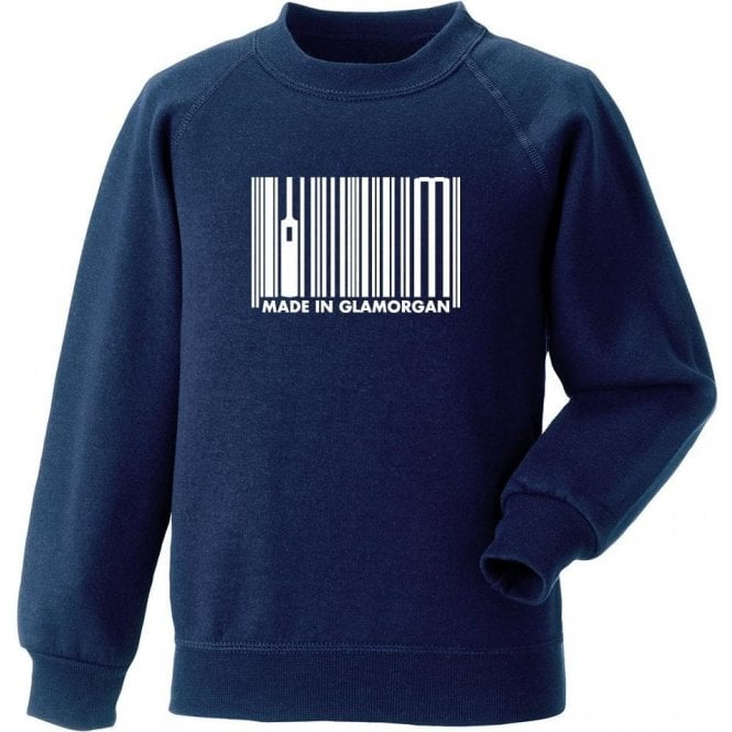 Made In Glamorgan Sweatshirt