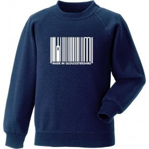 Made In Gloucestershire Sweatshirt
