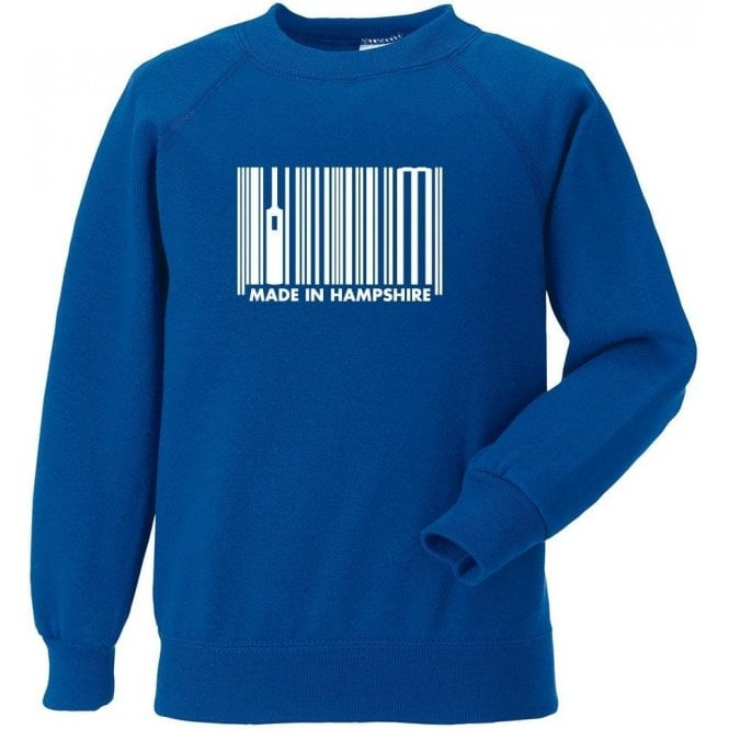 Made In Hampshire Sweatshirt