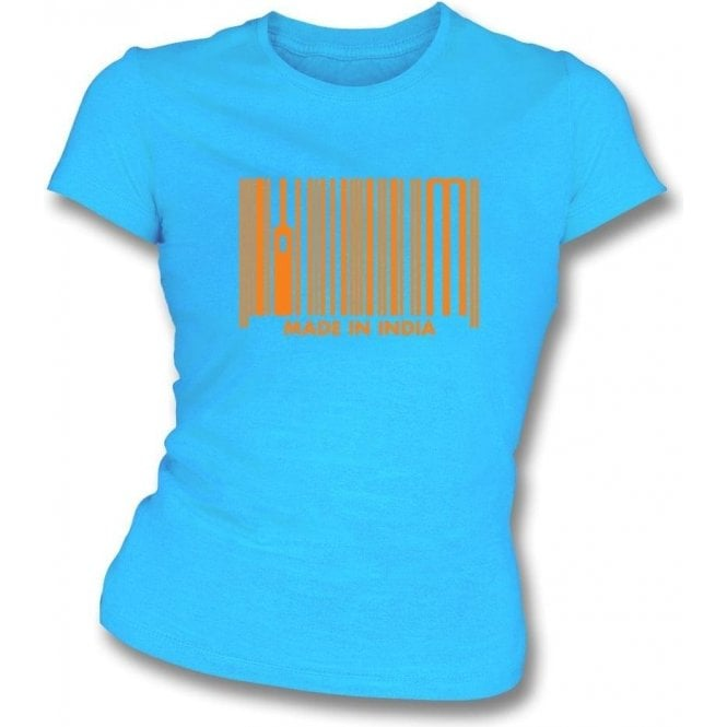 Made In India Womens Slim Fit T-Shirt