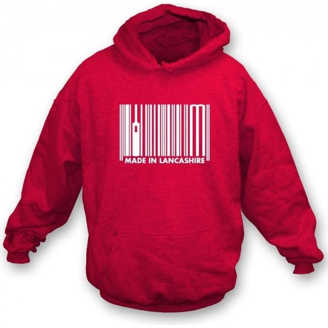 Made In Lancashire Hooded Sweatshirt