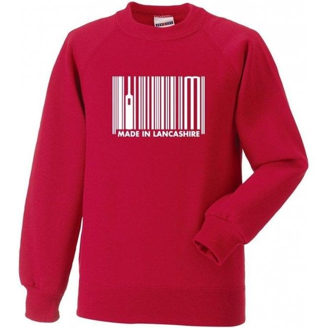 Made In Lancashire Sweatshirt
