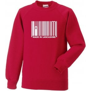 Made In Lancashire Sweatshirt