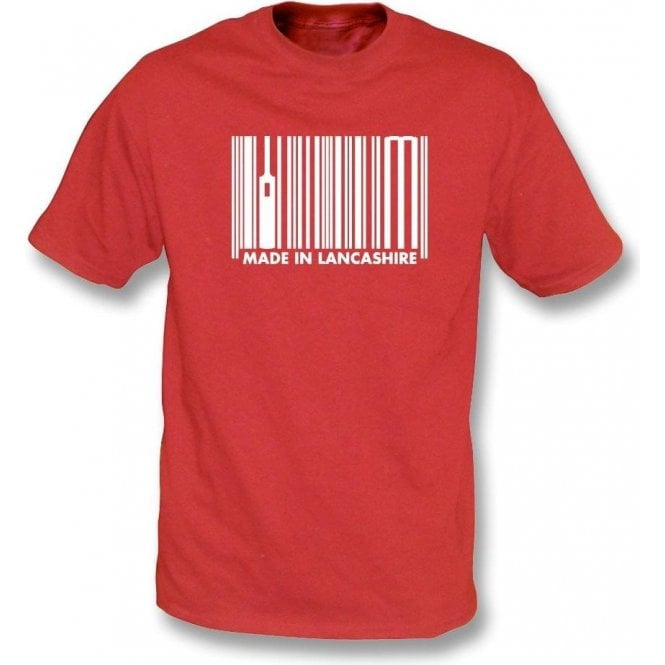 Made In Lancashire T-Shirt