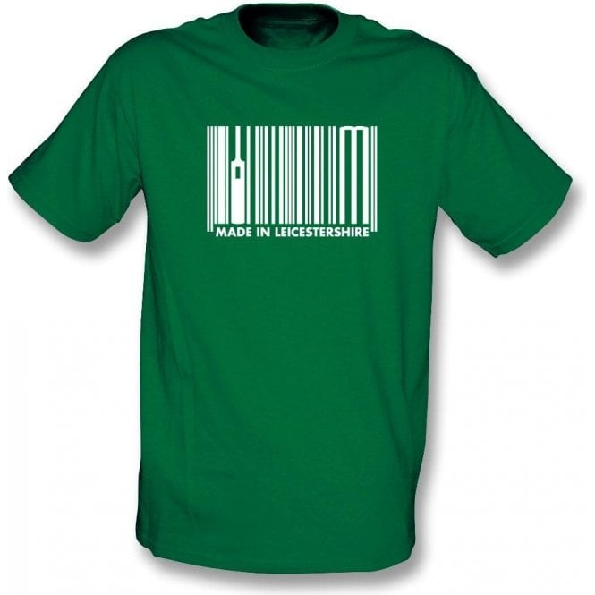 Made In Leicestershire Kids T-Shirt