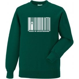 Made In Leicestershire Sweatshirt