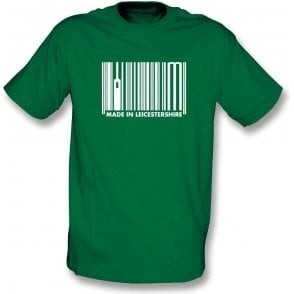 Made In Leicestershire T-Shirt