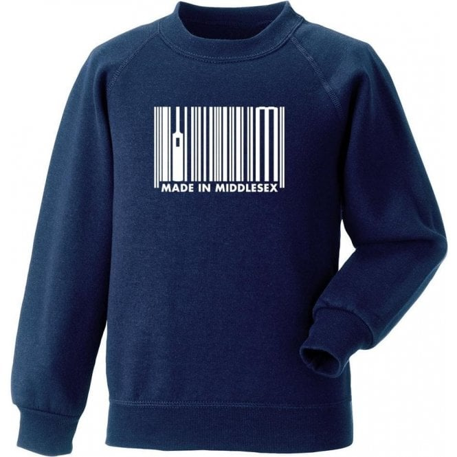 Made In Middlesex Sweatshirt