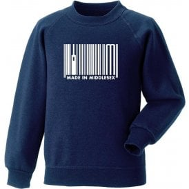 Made In Middlesex Sweatshirt