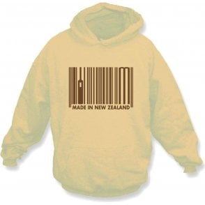 Made In New Zealand Hooded Sweatshirt