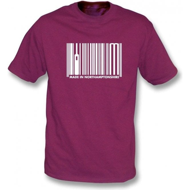 Made In Northamptonshire Kids T-Shirt