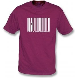 Made In Northamptonshire T-Shirt