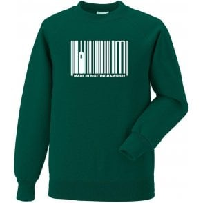Made In Nottinghamshire Sweatshirt