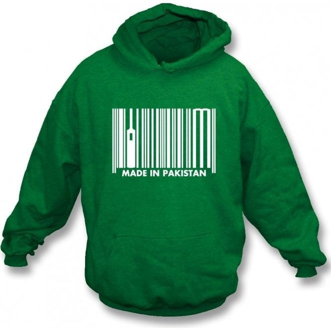 Made In Pakistan Kids Hooded Sweatshirt