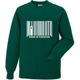 Made In Pakistan Sweatshirt