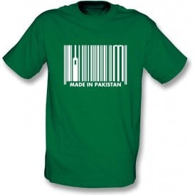 Made In Pakistan T-Shirt